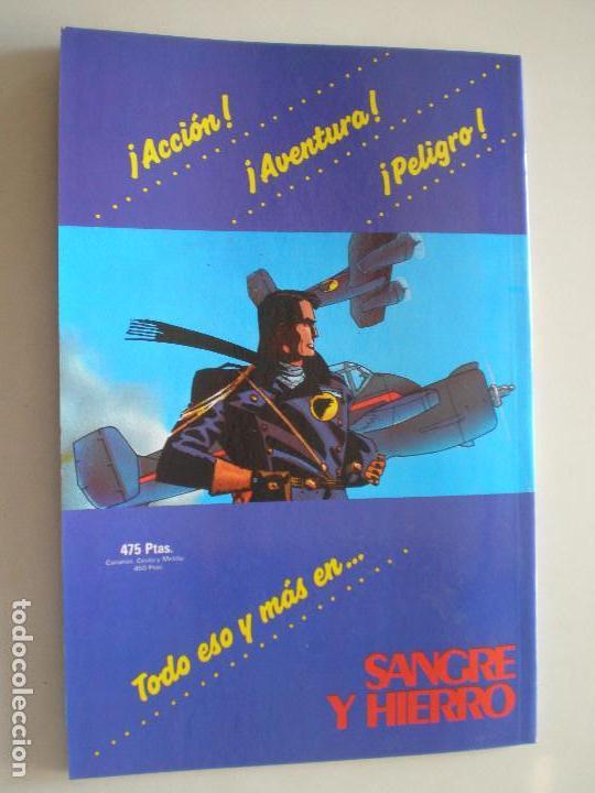 Cómics: BLACKHAWK - Howard Chaykin - COMPLETA TRES NUMEROS ZINCO / DC COMICS 1989 - Foto 3 - 145980166