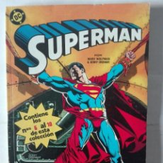Cómics: SUPERMAN 6 AL 10. Lote 145981038