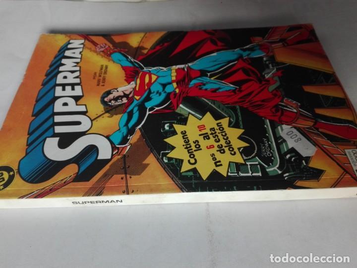 Cómics: SUPERMAN 6 AL 10 - Foto 2 - 145981038