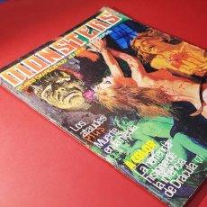 Cómics: MUY BUEN ESTADO MONSTERS 7 LOS ATAUDES PICS MUERTE EN LA NIEBLA ZINCO. Lote 146066268