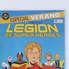 Comics: LEGIÓN DE SUPERHÉROES, ESPECIAL VERANO. Lote 146110634