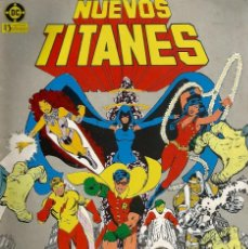 Cómics: 27COMIC NUEVOS TITANES Nº 1-3-4-5-6-7-8-9-10-12-13-14-16-17-18-19-20-21-22-24-25-27-28-29-30-42-50. Lote 146114718