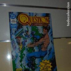 Comics: RETAPADO QUESTION CONTIENE LOS Nº 11-12-13-14 Y 15 DE ESTA COLECCION - ZINCO -. Lote 183652301