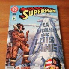 Cómics: SUPERMAN. LA LUNA DE MIEL. MÉXICO. . Lote 146218762