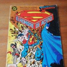 Cómics: SUPERMAN. EL HOMBRE DE ACERO. NÚMEROS 3. Lote 146219330