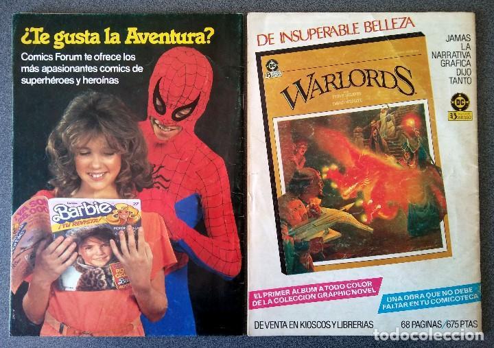 Cómics: Lote Comics Los Vengadores Superman Los Nuevos Mutantes La Cosa del Pantano - Foto 5 - 146235850