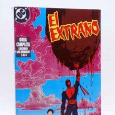 Cómics: EL EXTRAÑO. RETAPADO NºS 1 A 4. OBRA COMPLETA (JIM STARLIN / BERNI WRIGHTSON) ZINCO, 1989. OFRT. Lote 151503050