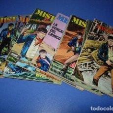 Cómics: MISTER NO ( ZINCO ) ORIGINAL 1982 1-2-3-4-5-6-7-8-9-10. Lote 146268626