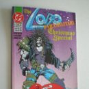 Cómics: LOBO - ESPECIAL NAVIDAD PARAMILITAR - EDICIONES ZINCO / DC 1992 // SIMON BISLEY KEITH GIFFEN . Lote 146299074