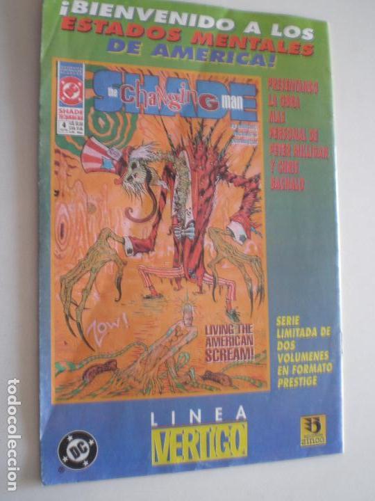 Cómics: LOBO - Infanticidio - Nº 1,2 y 3 (De 4) -EDICIONES ZINCO / DC 1993 //KEITH GIFFEN ALAN GRANT - Foto 4 - 146299462