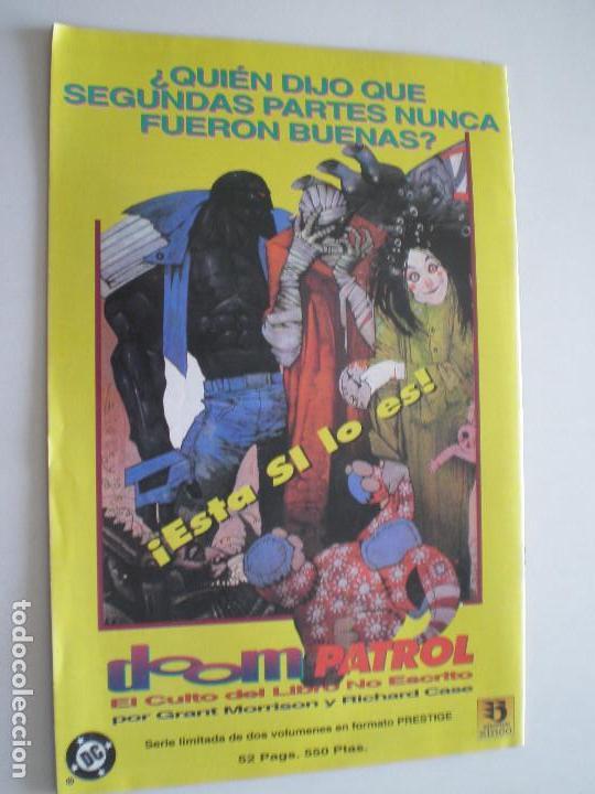 Cómics: LOBO - Infanticidio - Nº 1,2 y 3 (De 4) -EDICIONES ZINCO / DC 1993 //KEITH GIFFEN ALAN GRANT - Foto 6 - 146299462