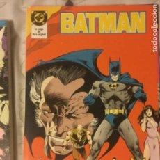 Cómics: BATMAN AÑO 3 + CLAY FORCE +. Lote 146685874