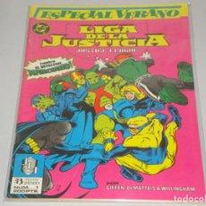 Cómics: LIGA DE LA JUSTICIA ESPECIAL VERANO. Lote 147257306