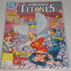 Cómics: LOS NUEVOS TITANES 9. Lote 147257374