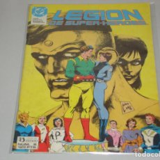 Cómics: LEGION DE SUPER HEROES 8. Lote 147258654