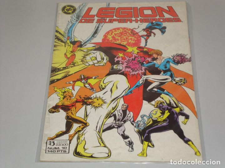 Cómics: Legion de Super heroes 10 - Foto 1 - 147258686