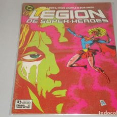 Cómics: LEGION DE SUPER HEROES 11. Lote 147258714