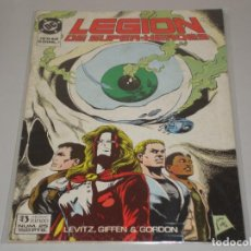 Cómics: LEGION DE SUPER HEROES 25. Lote 147258982