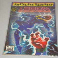 Cómics: LEGION DE SUPER HEROES 1 ESPECIAL VERANO. Lote 147259002