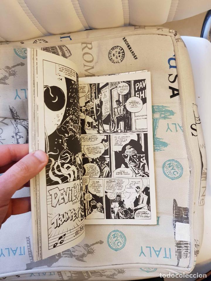 Comics: Batman Black and White 1 y 2 (completa, ed. Zinco, Gaiman, Miller, Kubert, Corben...) - Foto 4 - 147409058