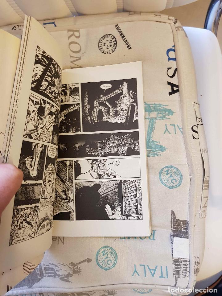 Comics: Batman Black and White 1 y 2 (completa, ed. Zinco, Gaiman, Miller, Kubert, Corben...) - Foto 5 - 147409058