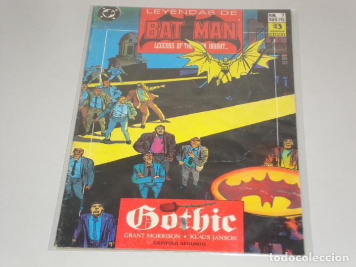LEYENDAS DE BATMAN 7 (Tebeos y Comics - Zinco - Batman)