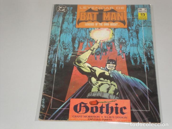 LEYENDAS DE BATMAN 9 (Tebeos y Comics - Zinco - Batman)