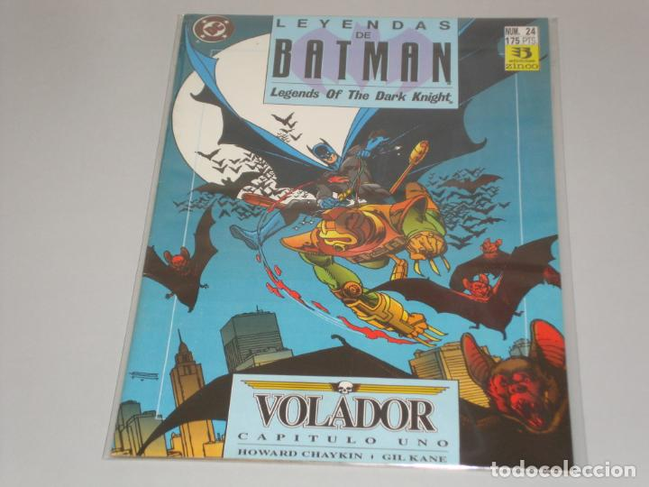 LEYENDAS DE BATMAN 24 (Tebeos y Comics - Zinco - Batman)