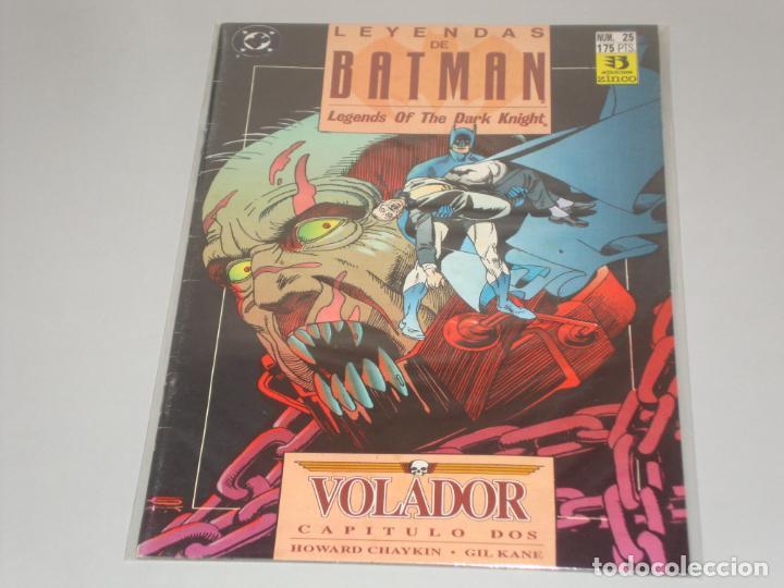 LEYENDAS DE BATMAN 25 (Tebeos y Comics - Zinco - Batman)
