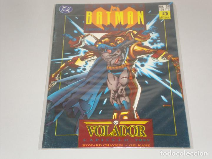 LEYENDAS DE BATMAN 26 (Tebeos y Comics - Zinco - Batman)