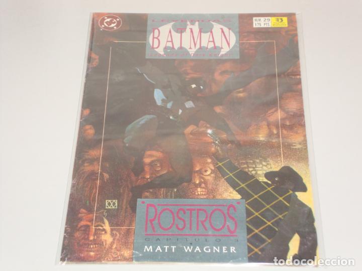 LEYENDAS DE BATMAN 29 (Tebeos y Comics - Zinco - Batman)