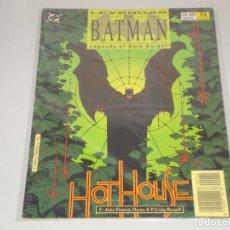 Cómics: LEYENDAS DE BATMAN 40. Lote 147431466