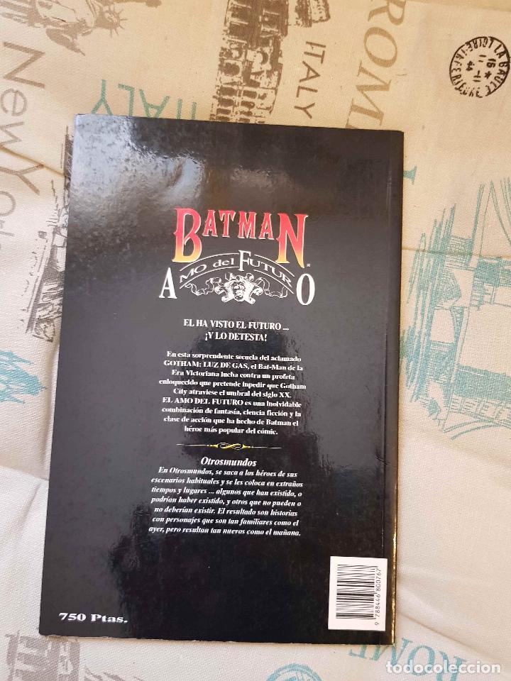Cómics: Batman, amo del futuro (prestigio, Augustyn, Barreto, elseworlds, ed. Zinco) - Foto 2 - 147447218