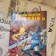 Cómics: DARKSEID VS GALACTUS: EL ANSIA (J. BYRNE, ED. ZINCO). Lote 147448870