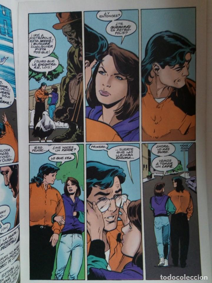 Cómics: LOTE DE 3 EJEMPLARES DE SUPERMAN - Foto 4 - 147472834