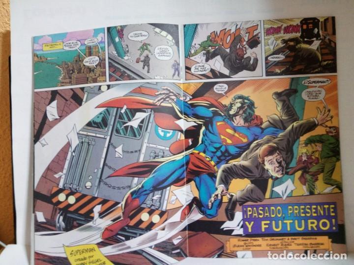 Cómics: LOTE DE 3 EJEMPLARES DE SUPERMAN - Foto 5 - 147472834