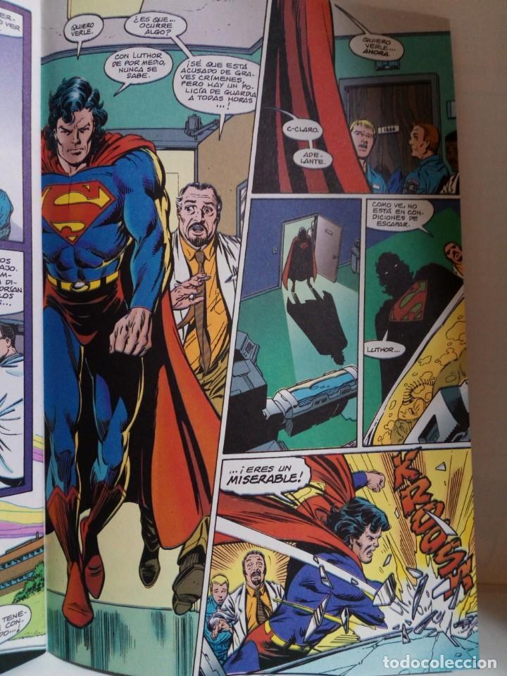 Cómics: LOTE DE 3 EJEMPLARES DE SUPERMAN - Foto 6 - 147472834