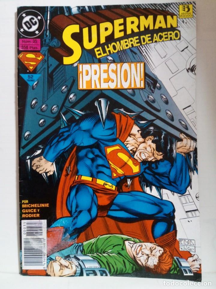 Cómics: LOTE DE 3 EJEMPLARES DE SUPERMAN - Foto 9 - 147472834