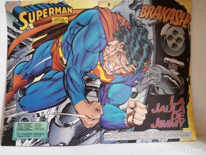 Cómics: LOTE DE 3 EJEMPLARES DE SUPERMAN - Foto 10 - 147472834