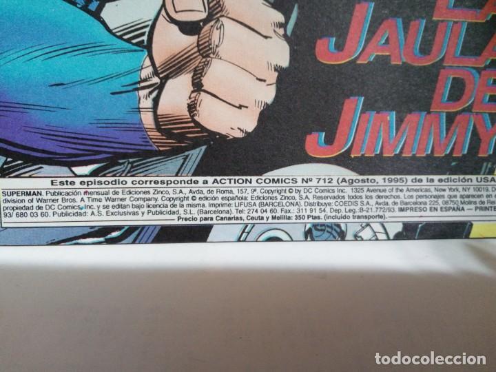 Cómics: LOTE DE 3 EJEMPLARES DE SUPERMAN - Foto 11 - 147472834