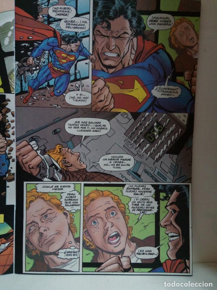 Cómics: LOTE DE 3 EJEMPLARES DE SUPERMAN - Foto 12 - 147472834