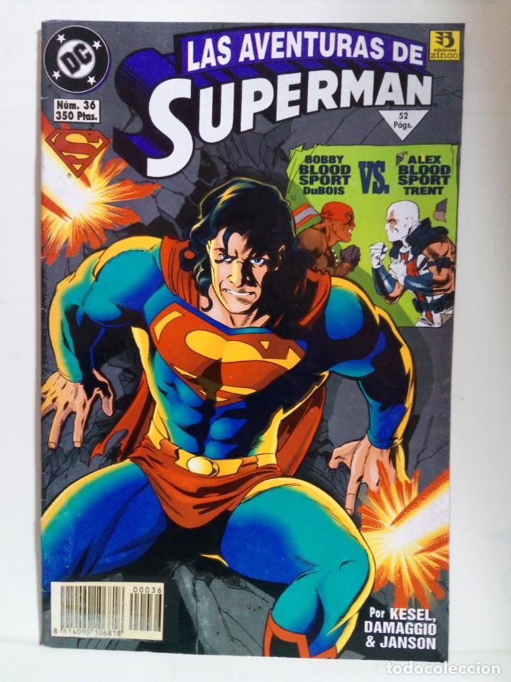 Cómics: LOTE DE 3 EJEMPLARES DE SUPERMAN - Foto 16 - 147472834