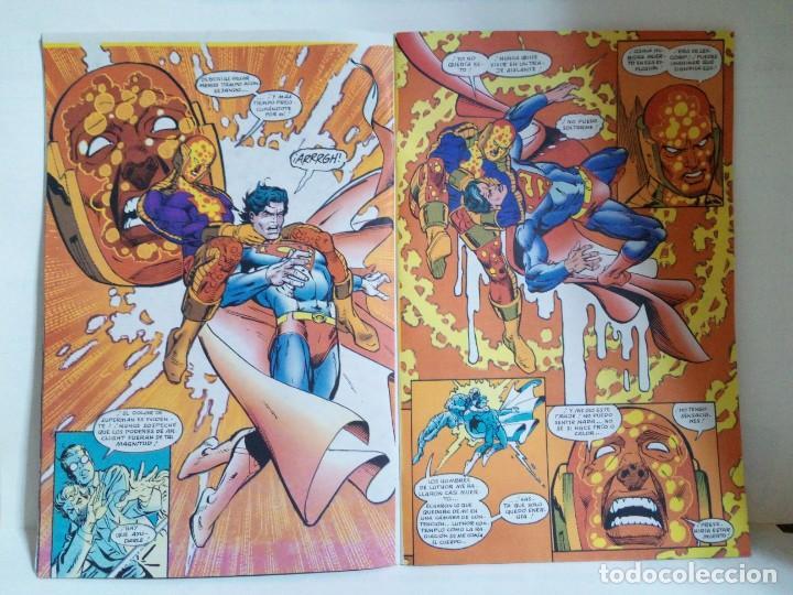 Cómics: LOTE DE 3 EJEMPLARES DE SUPERMAN - Foto 19 - 147472834