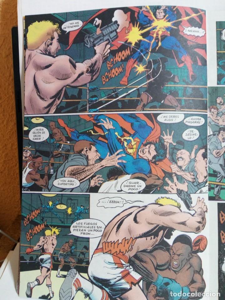 Cómics: LOTE DE 3 EJEMPLARES DE SUPERMAN - Foto 20 - 147472834