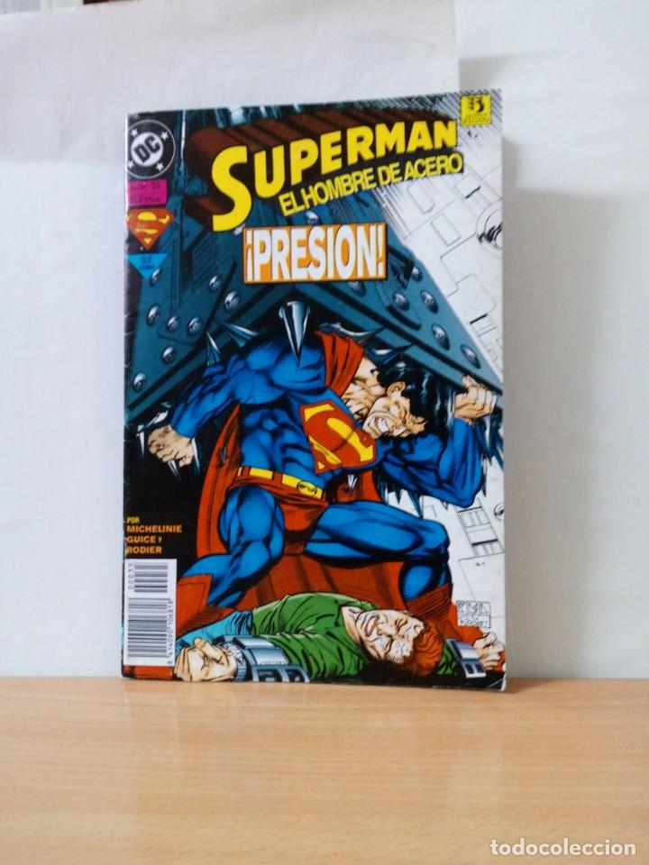 1 EJEMPLAR DE SUPERMAN COMICS DC EDICIONES ZINCO AÑOS 90 (Comics und Tebeos - Zinco - Superman)