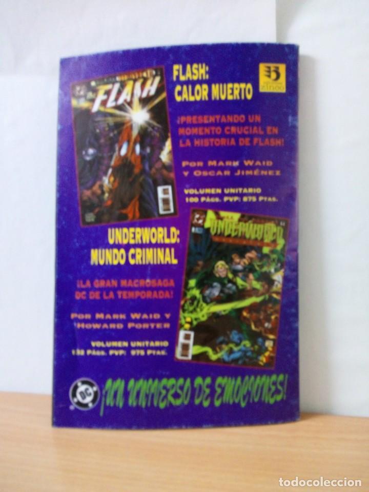 Comics: 1 EJEMPLAR DE SUPERMAN COMICS DC EDICIONES ZINCO AÑOS 90 - Foto 4 - 147491142