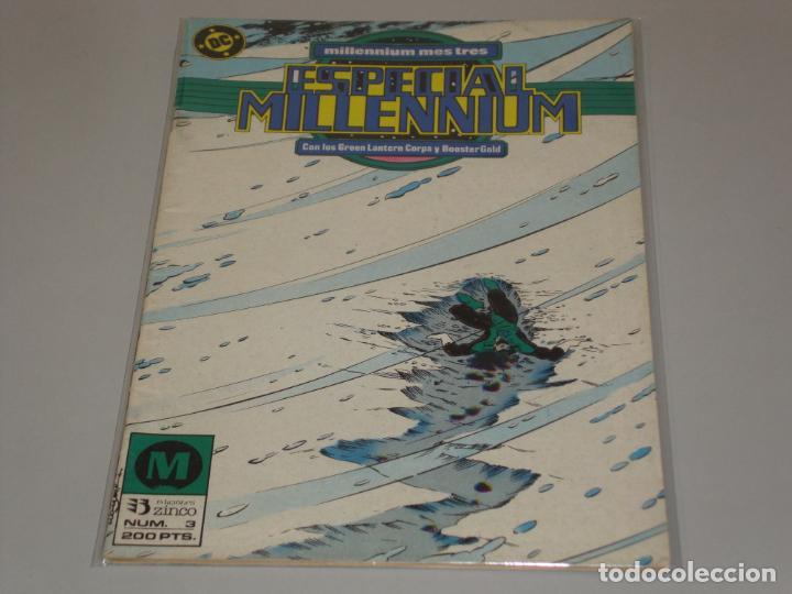 ESPECIAL MILLENNIUM 3 (Tebeos y Comics - Zinco - Millenium)