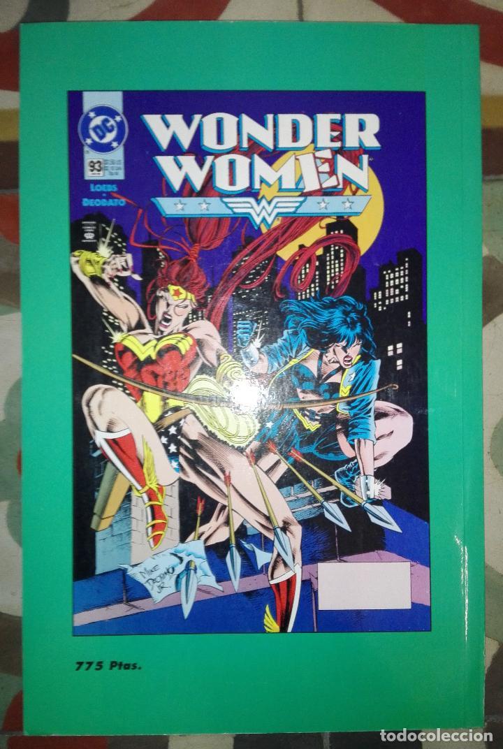 Cómics: WONDER WOMAN : LA TRAMPA DEL JOKER - Volumen 2 - Foto 2 - 147533958