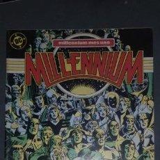 Cómics: MILLENIUM Nº 1 EDICIONES ZINCO MIRE MIS OTROS ARTICULOS PRECIO NEGOCIABLE. Lote 147589606