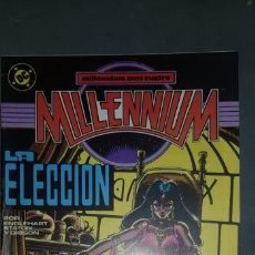 Cómics: MILLENIUM Nº 4 EDICIONES ZINCO MIRE MIS OTROS ARTICULOS PRECIO NEGOCIABLE. Lote 147589094